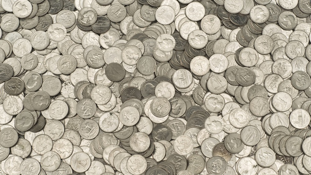 Crazy Criminal Stole $210,000 in Quarters from Parking Meters
