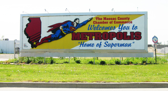 Metropolis: The Real-Life Town That Superman Couldn't Save