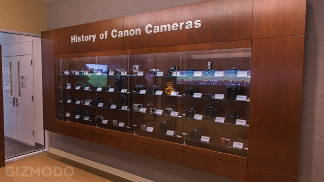 A Brief Tour of Canon's Massive Showroom of Wonders