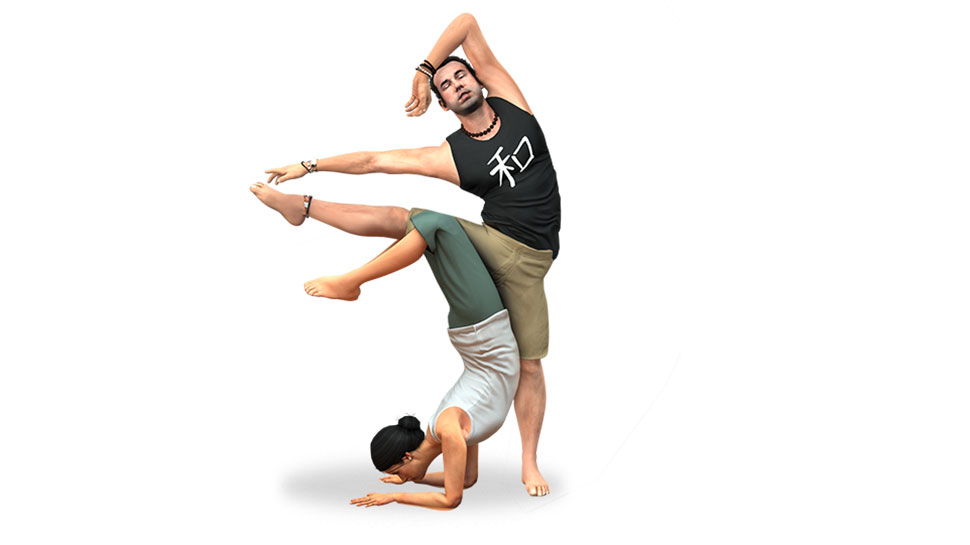 There S Something Strange About Gta V S Yoga Clinic