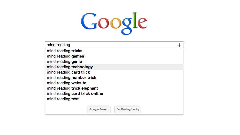Meet The Man Who Invented Google Autocomplete Gizmodo