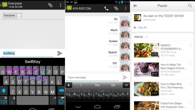 Android Apps of the Week: SwiftKey Cloud, Minuum, and More