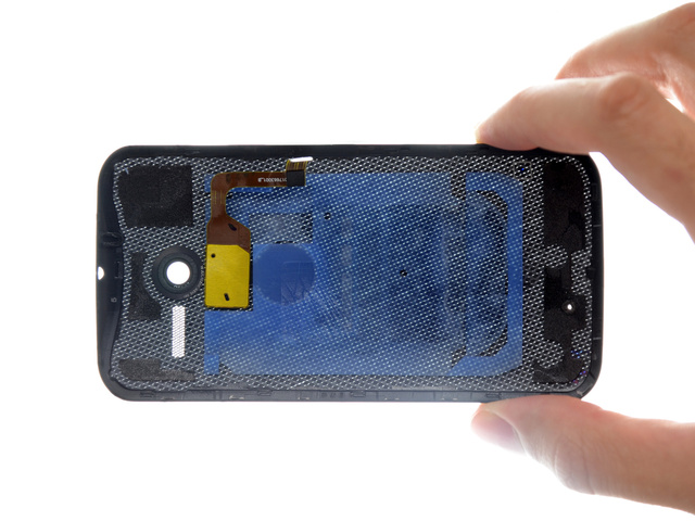 Moto X Teardown: So This Is What Made in the USA Looks Like