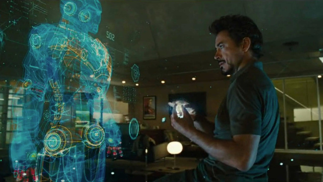 Elon Musk Wants to Build the Iron Man Hologram UI For Real