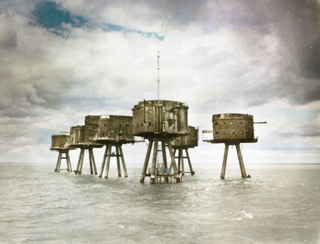 A Visual Tour of the Research Base At the End of the World