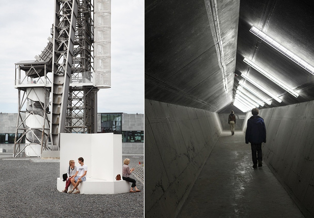 A Former 1900s Coal Mine Reborn as a Modernist's Playground
