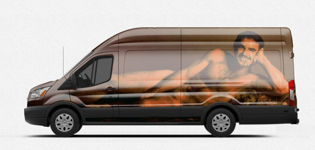 You can now make your own custom-wrapped Transit - Ford Transit USA Forum