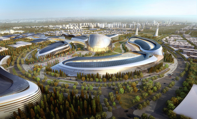 A Children's Treasury of Insane Designs for Kazakhstan's World Expo