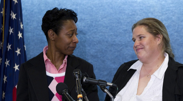 Same-Sex Married Couples Still Ineligible for Veterans Benefits