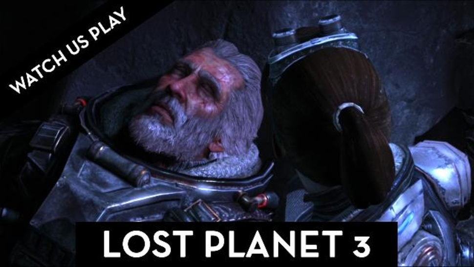 Lost Planet 3 Tells A Surprisingly Good Story. Here's How.