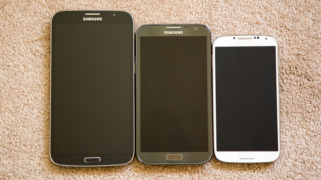 Samsung Galaxy Mega Review: Big Phone, Small Tablet, Bad ...