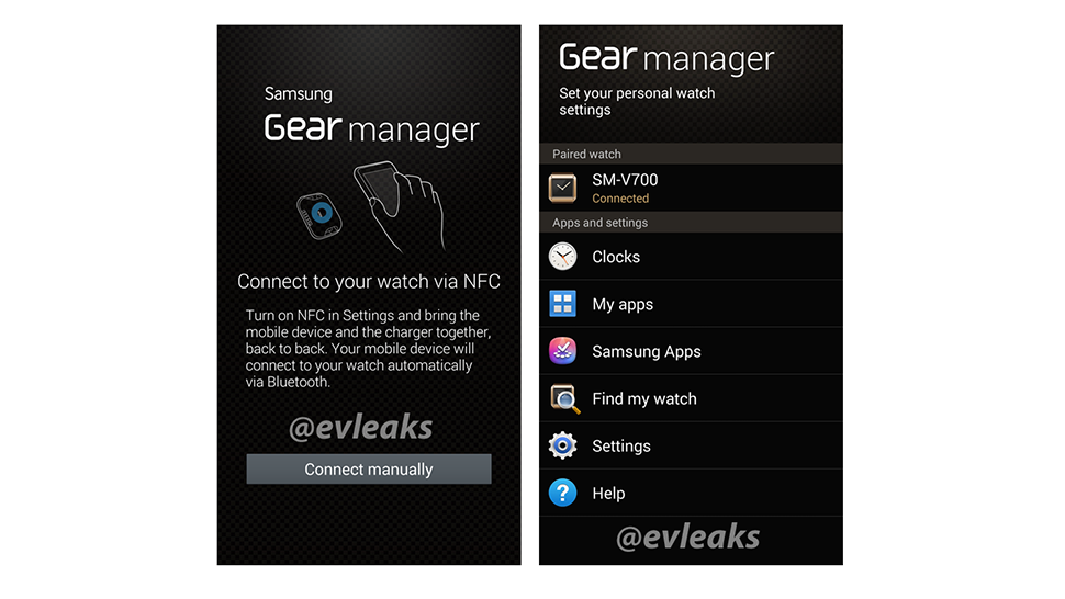 Samsung Smartwatch Leak Suggests It'll Be a Dashboard for Your Phone