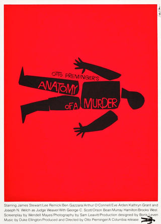 17 of the Coolest Minimalist Movie Posters Saul Bass Ever Designed
