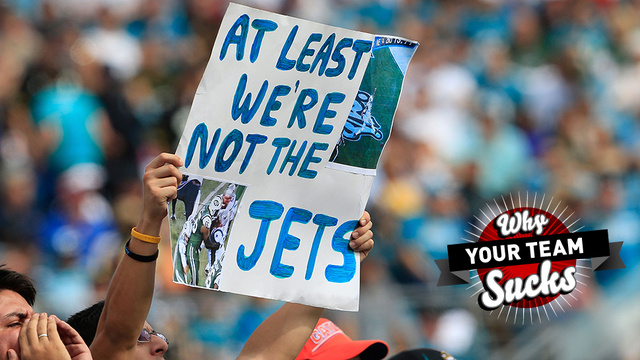 Why Your Team Sucks 2013: New York Jets