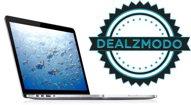 Dealzmodo: MacBook Pro Retina, Surface RT, iPads, Battery Pack