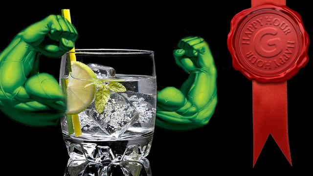 The Easiest Way to Upgrade Your Gin and Tonic