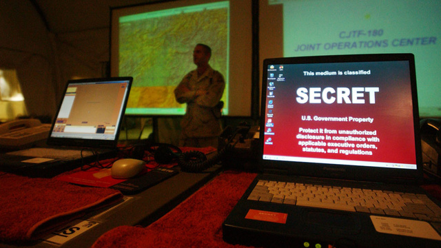 An IT Flaw Has Let Unauthorized Users Exploit Army PCs for Years