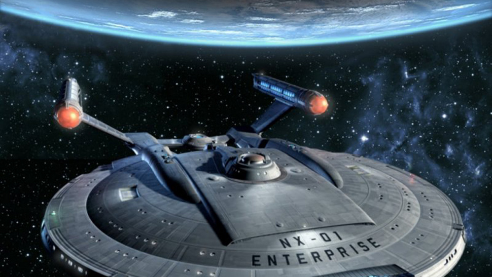 Did studio meddling cause all the problems with Star Trek: Enterprise?