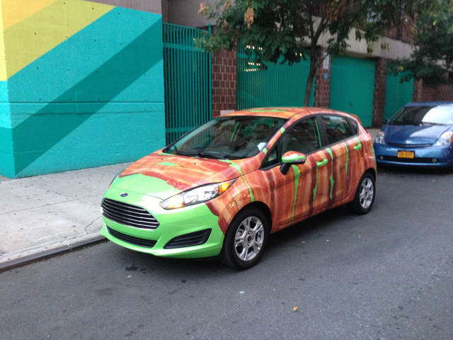 Bacon-Wrapped Ford Is Nothing More Than Brilliant PR And I Don't Care
