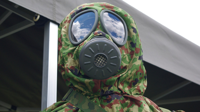 Deadly Cloud: The Science Behind the Syrian Chemical Weapons Attack