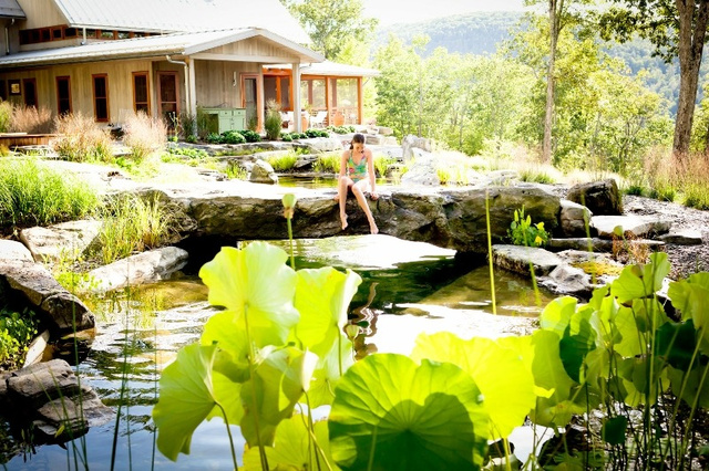Don't You Wish You Were In One of These Beautiful Natural Pools?