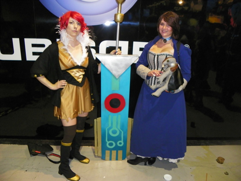 PAX Cosplay Male