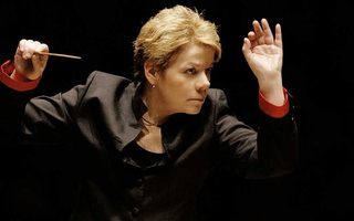 Marin Alsop to be the first female conductor at The Last Night of the Proms!