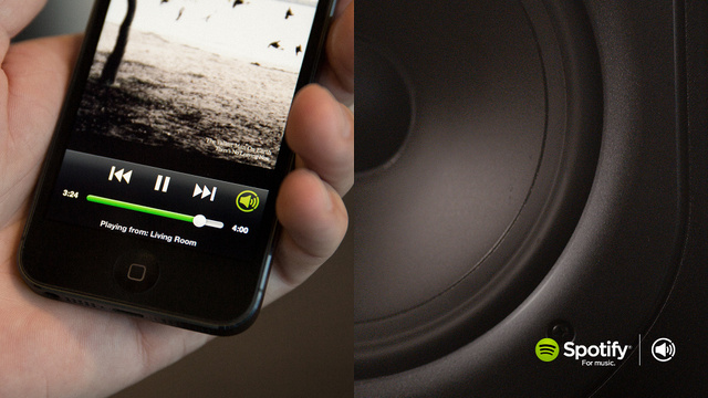 Spotify Connect: Sonos-Like Powers That Bend to Your Budget