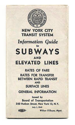 15 Subway Maps That Trace NYC's Transit History