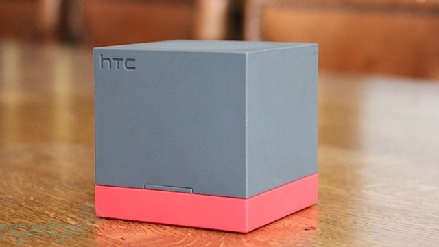The BoomBass Is HTC's New Bluetooth Speaker