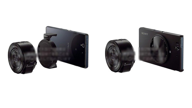 Leaked Images Reaffirm Sony's Smartphone Lens Camera Arrival