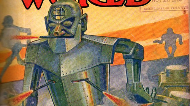 WWI's Amateur Hour Death Bot Brigade