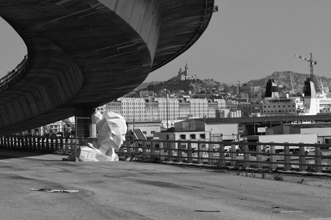 Street Art Goes 3D With These Massive Humanoid Sculptures