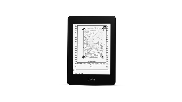 The New Amazon Kindle Paperwhite: Better Screen, Same Kindle (Hands On)