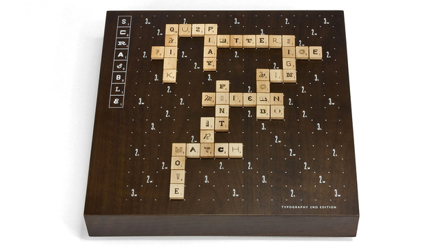 The World's Most Beautiful Scrabble Game Is Now Even More Drool-Worthy