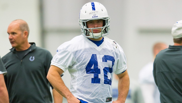 """Guy Who Said """"You Can't Arrest Me, I'm A Colts Player&quot…"""