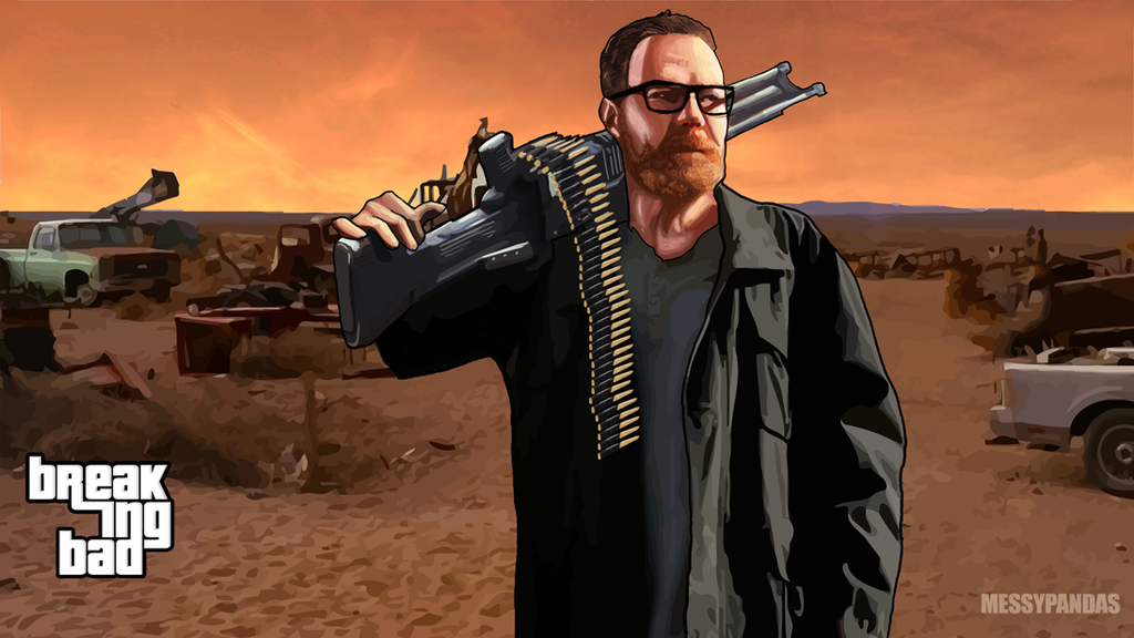 A Breaking Bad X Grand Theft Auto Crossover? Yes Please | Kotaku ...