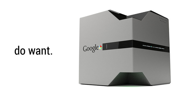 I'd Buy This Google Games Console In A Heartbeat