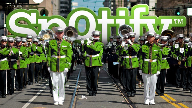 Spotify Is Being Sued Over Playlists That Mirror Compilation Albums