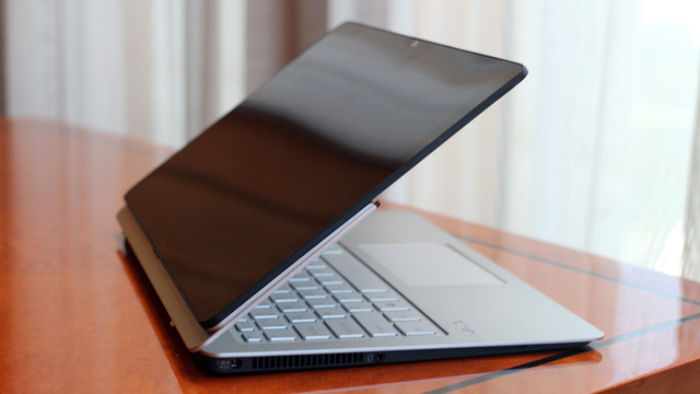 Sony Vaio Flip: One of the Most Logical Laptop Convertibles Yet