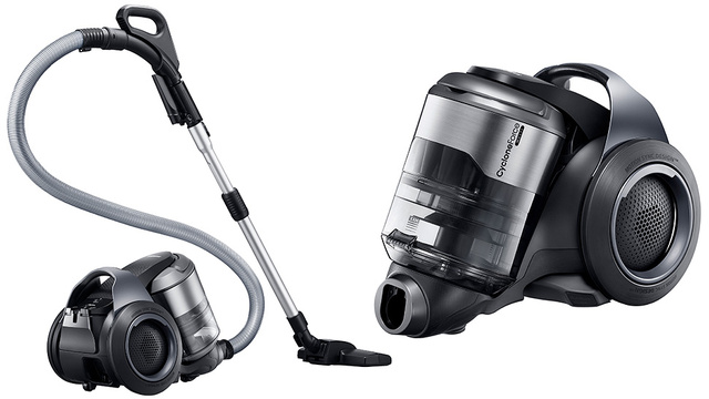 A Dirt Savvy Vacuum That Greenlights a Clean Floor