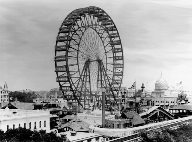 The Race to Build the Biggest Ferris Wheel on Earth