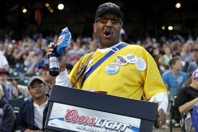 Infographic: Which MLB Team Has The Most Expensive Beer, Per Ou…