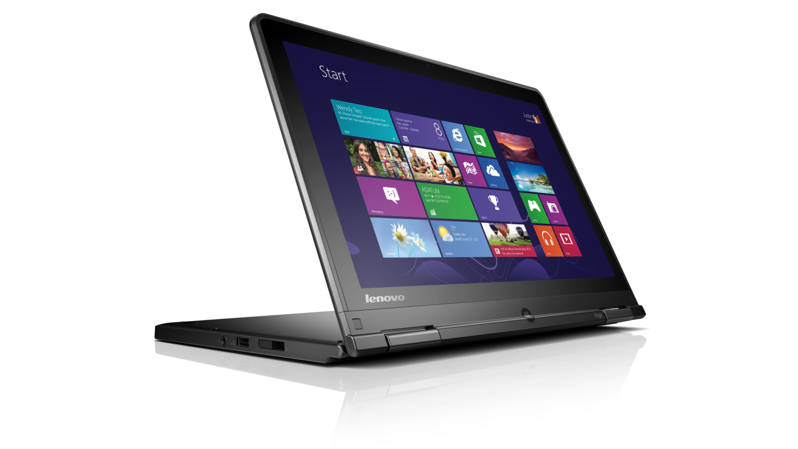 lenovo thinkpad yoga finally a convertible with some grit gizmodo australia. Black Bedroom Furniture Sets. Home Design Ideas