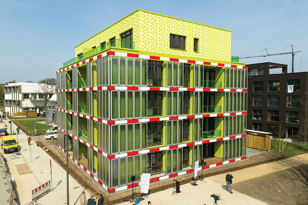 5 Smart Building Skins That Breathe, Farm Energy, and Gobble Up Toxins