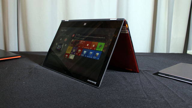 Lenovo Yoga 2 Pro: Basically a Perfect Upgrade