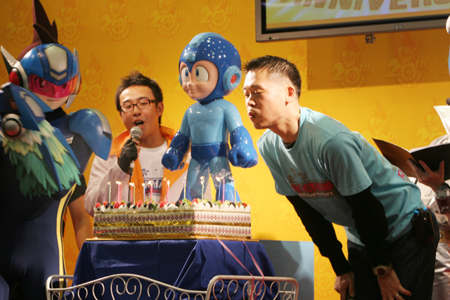 Keiji Inafune Says Mighty No. 9 Would Kick Mega Man's Butt