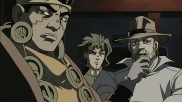 Jojo's Bizarre Adventure Looks Great Even 20 Years Later