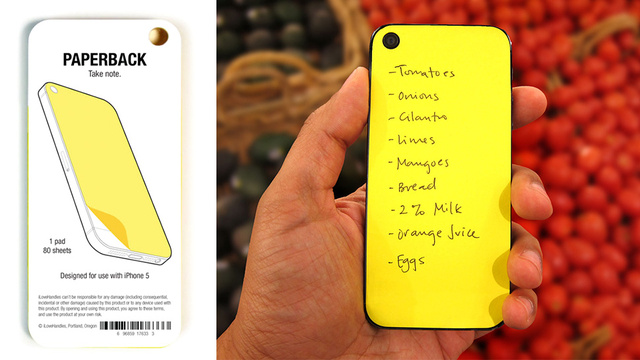 iPhone Sticky Notes Are the Ideal Reminder, Even When Your Phone's Dead