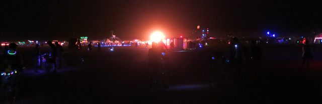 It was the biggest Burning Man ever, and this is what I saw there